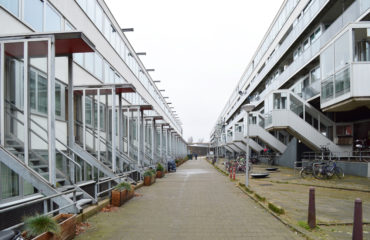 IJplein: Siedlungen by OMA