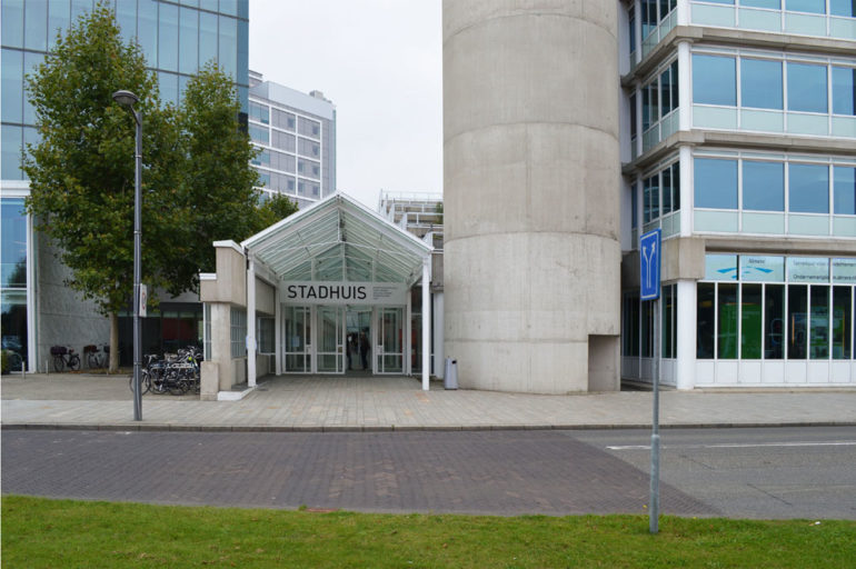 Chique stadhuis in Almere