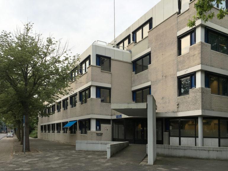 Belastingkantoor voor vluchtelingen