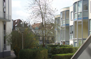 Sociale woningbouw van Theo Bosch