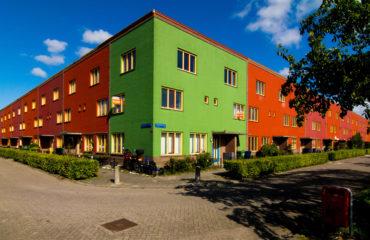 90's: Regenboogbuurt Almere